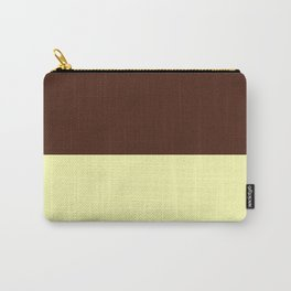 Choc Vanilla Carry-All Pouch