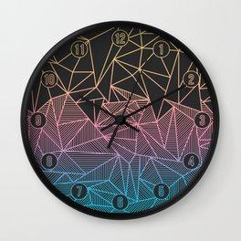 Brody Rays Wall Clock