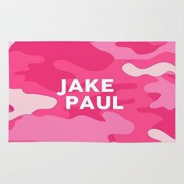 Jake Paul Pink Rug