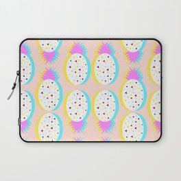 Pastel pineapples Laptop Sleeve