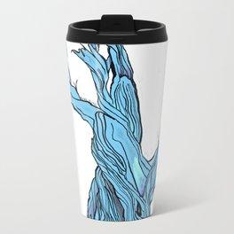 Twists And Turns. /// Travel Mug