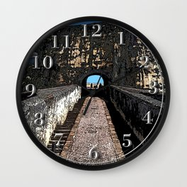 Castillo San Felipe del Morro Wall Clock