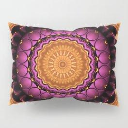 Mandala Self-esteem Pillow Sham