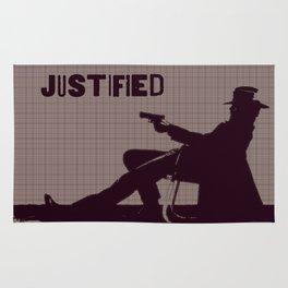 Justified ||| Rug