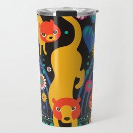 Big CAT Mama Travel Mug