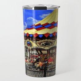 Ultimate Carousel Travel Mug