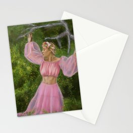 Woods Fairy - Brie Larson Stationery Cards