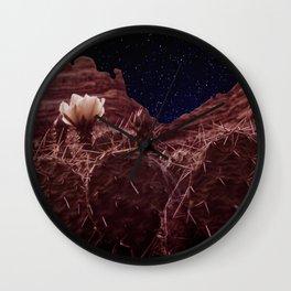 Desertlight Wall Clock