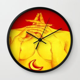 Luna... Wall Clock