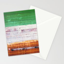 NYC Spray Paint (Color) Stationery Cards