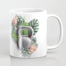 Kettlebell Queen Coffee Mug