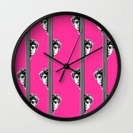 david rose Wall Clock