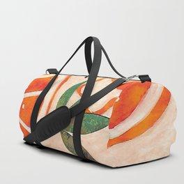 Tangelo Fun Duffle Bag