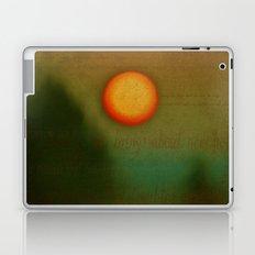 Morn - Textured Photography Laptop & iPad Skin