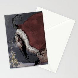 Krampus Christmas Stationery Cards