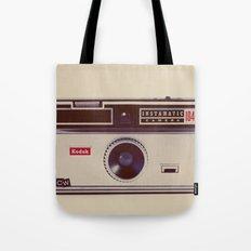 Instamatic Tote Bag