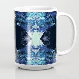 Nashira - Abstract Costellation Painting Coffee Mug
