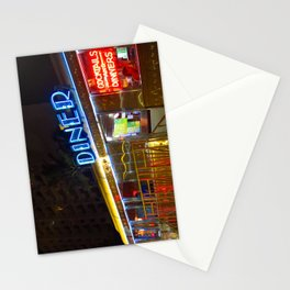 Diner Love Stationery Cards