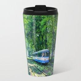 Polish Tram. Travel Mug