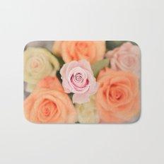 Summer Roses Bath Mat