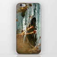 west coast iPhone & iPod Skins featuring West Coast Oceans by Amy J Smith Photography