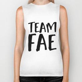 Team Fae Biker Tank