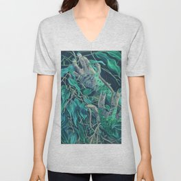 Cell Theory Unisex V-Neck