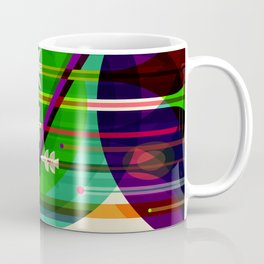 The Grand Tour NASA JPL Space Tourism Poster Kids Space Room Decor Coffee Mug