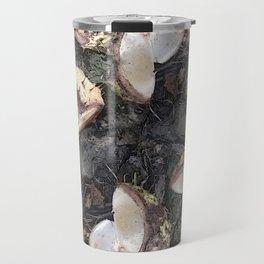 Autumn shells Travel Mug