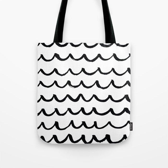 On the Same Wavelength Tote Bag
