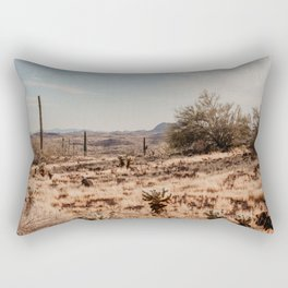 Arizona Desert | Fine Art Photography Rectangular Pillow