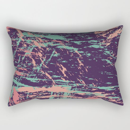 PAINTERLY Rectangular Pillow