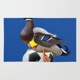 Fowl (Colour) Rug