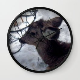 Tender Trust Wall Clock