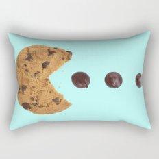 PACKMAN COOKIE Rectangular Pillow