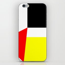 Ode to Piet iPhone Skin