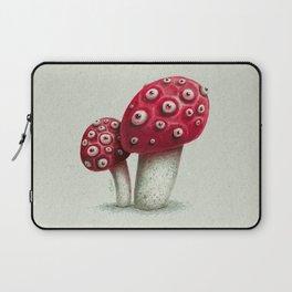Mushroom Amanita Laptop Sleeve