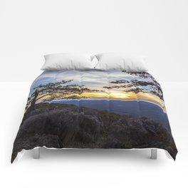 Ravens Roost Overlook Comforters