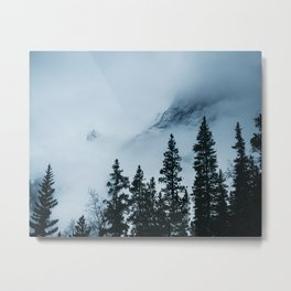 Mount Lawrence Grassi Metal Print