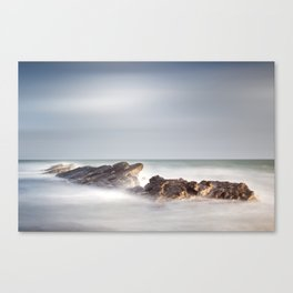 Peverill Point, Swanage Canvas Print