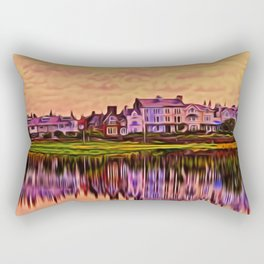 Imagine (Digital Art) Rectangular Pillow