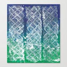 Knitwork II Canvas Print