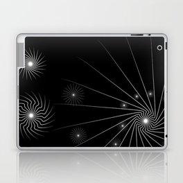 black and white (I) Laptop & iPad Skin
