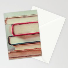 Books Love Stationery Cards