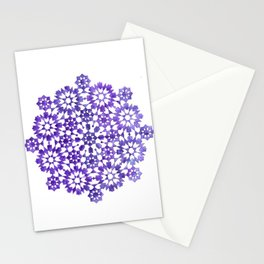 IG purple Stationery Cards