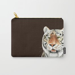 Silent Stalker - Tiger Carry-All Pouch