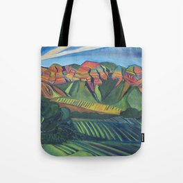 Topa Winery Tote Bag