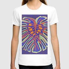 Monstera Flying to Summer T-shirt