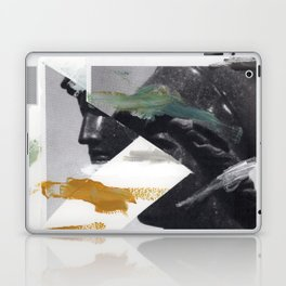 Untitled (Painted Composition 2) Laptop & iPad Skin