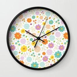 Hortus Wall Clock